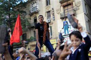 Egypt uprising overturned