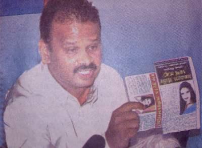 S.Manikavasagam K. Kumaran