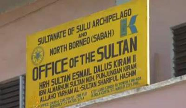 pejabat sultan sulu