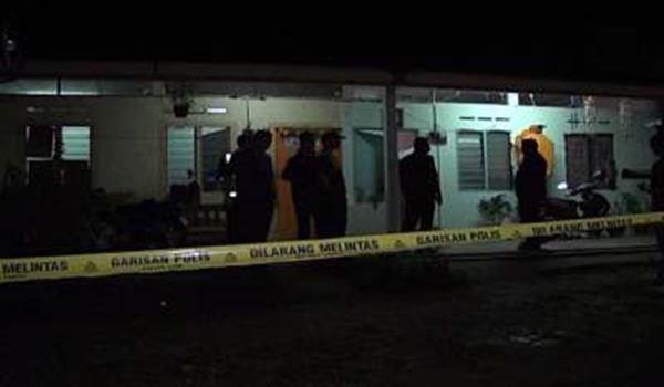 Banduan Yang Baru Dibebaskan Tikam Mati Isteri