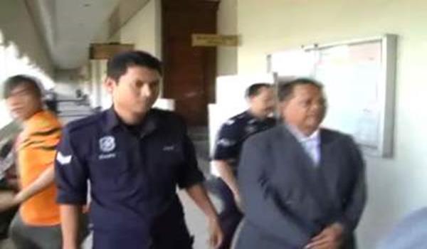Bekas Ketua Pengarah Imigresen Dijatuhi Hukuman Penjara 6