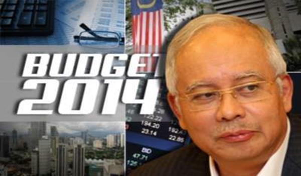 Najib-BUDGET-2014