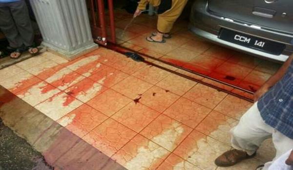 Pembunuhan Mohd Raffli Ab Malik