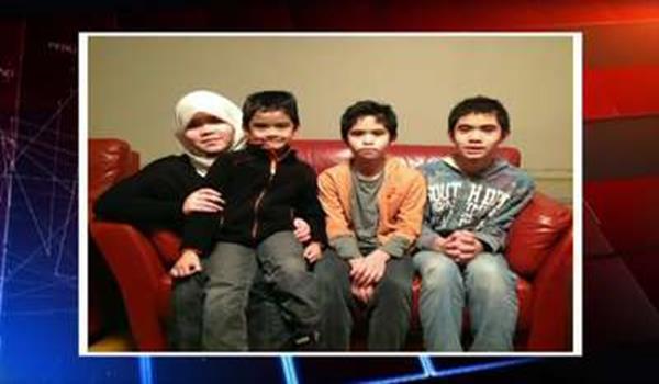 Diserah Kepada Keluarga Angkat Beragama Islam