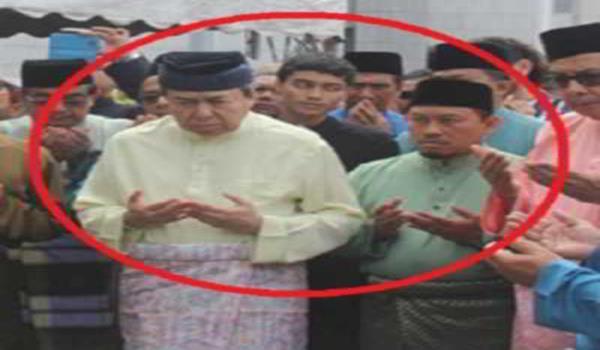 Apa guna Sallehin menjadi Exco Hal Ehwal Islam jika bersikap seolah tidak mentaati titah Sultan Selangor selaku ketua agama Islam negeri apabila gagal membela penguatkuasa JAIS yang menjunjung perintah baginda