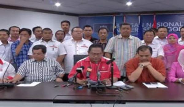 UMNO Selangor Harap Rakyat Bukan Islam Di Selangor Patuh Arahan