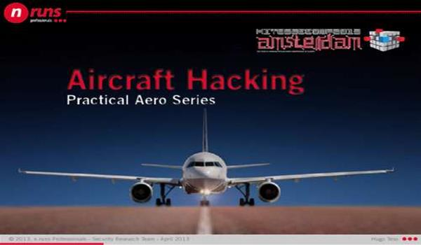 How To Hijack An Airplane With Android