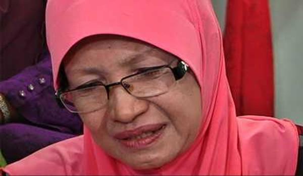 MH370-Normah Jaafar
