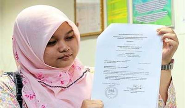 Nur Syamimi menarik nafas lega dengan keputusan TTPM yang mengarahkan jurujual terbabit mengembalikan semula wangnya.