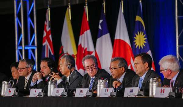 TPP free trade agreement deal