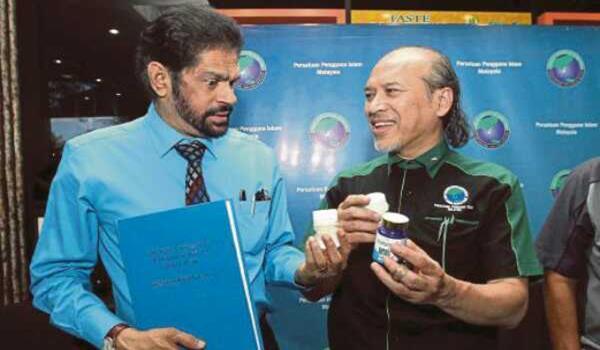 Dr A Krishnan penawar denggi