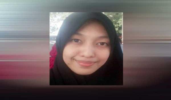 Wan Syazlin Wan Zainuddin hilang