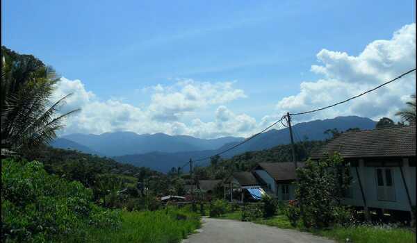 Kampung Gerachi, Pertak, Kuala Kubu Bharu.