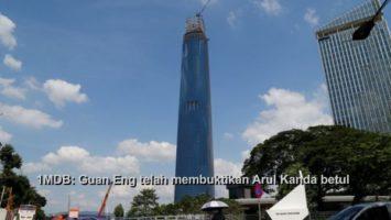 1MDB: Guan Eng telah membuktikan Arul Kanda betul