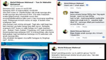 Bukankan PH sudah memenangi pilihanraya dan berjaya 'menyelamatkan' Malaysia?