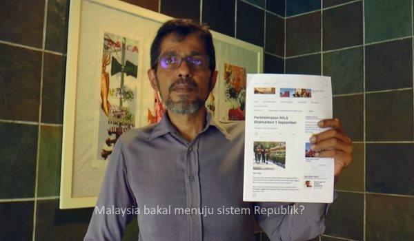 Malaysia bakal menuju sistem Republik?