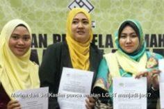Marina dan Siti Kasim punca amalan LGBT menjadi-jadi?