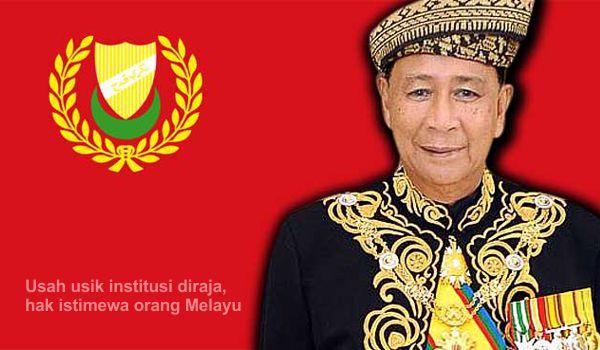 Usah usik institusi diraja, hak istimewa orang Melayu - Sultan Kedah